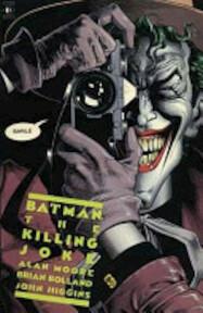 Batman: The Killing Joke - Alan Moore, Brian Bolland, John Higgins (ISBN 9781852860820)