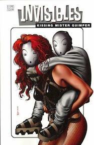The Invisibles - Grant Morrison (ISBN 9781563896002)