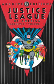 Justice League of America Archives (ISBN 9781563890437)