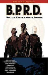B.P.R.D. - Mike Mignola, Christopher Golden, Tom Sniegoski, Ryan Sook, Curtis Arnold (ISBN 9781569718629)