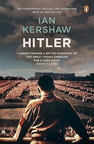 Hitler - Ian Kershaw (ISBN 9780141035888)