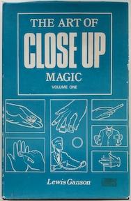 The art of close up magic - Lewis Ganson