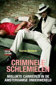Criminele schlemielen - S. Brown (ISBN 9789038919119)