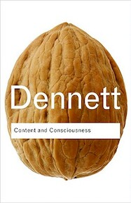 Content and Consciousness - Daniel C. Dennett (ISBN 9780415567862)