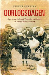 Oorlogsdagen - Pieter Serrien (ISBN 9789022328729)