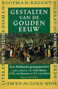 Gestalten van de Gouden Eeuw - H. M. Beliën (ISBN 9789035116627)