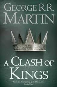 A Clash of Kings - George R. R. Martin (ISBN 9780006479895)