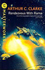 Rendezvous with Rama - Arthur C. Clarke (ISBN 9781407230078)