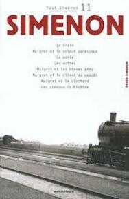 Tout Simenon 11 - Georges Simenon (ISBN 9782258060524)