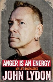 Anger is an energy - John Lydon, Andrew Perry (ISBN 9781471151781)