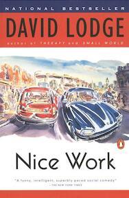 Nice Work - David Lodge (ISBN 9780140133967)