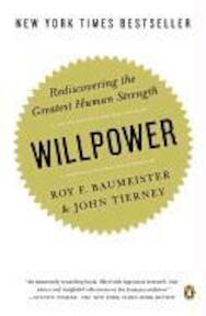 Willpower - Roy F. Baumeister (ISBN 9780143122234)