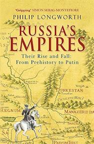 Russia's empires - Philip Longworth (ISBN 9780719562044)
