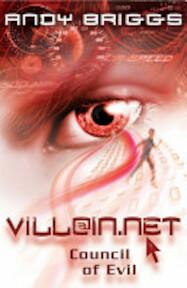 VILLAIN.NET 1: Council of Evil - Andy Briggs (ISBN 9780192755445)
