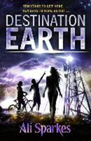 Destination Earth - Ali Sparkes (ISBN 9780192733443)