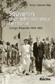 Souvenirs d'un administrateur territorial - Victor-Clement Nijs (ISBN 9782873864934)