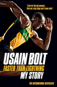 Faster than Lightning: My Autobiography - Usain Bolt (ISBN 9780007371426)