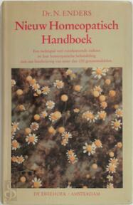 Nieuw homeopatisch handboek - N. Enders, Trix Grooff, D. van Heerde-van der Starre (ISBN 9789060304181)
