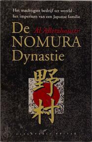 Nomura dynastie - Alletzhauser (ISBN 9789063033583)