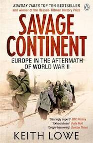 Savage Continent - Keith Lowe (ISBN 9780141034515)