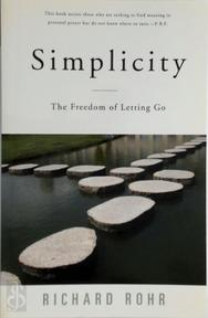 Simplicity - Richard Rohr (ISBN 9780824521158)