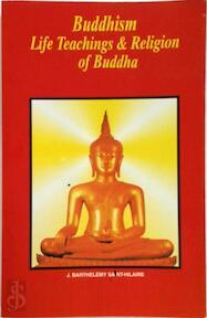 Buddhism. Life teachings & religion of Buddha - Barthlemy Saint-Hilaire (ISBN 8187138106)