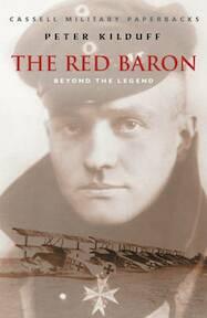 The Red Baron - Peter Kilduff (ISBN 9780304352074)