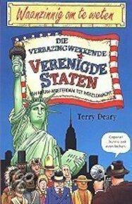 Die verbazingwekkende Verenigde Staten - Terry Deary, Martin Brown, Gerard Kingma (ISBN 9789020605181)