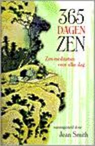365 dagen zen - Jean Smith, Anders Pieterse (ISBN 9789021589459)