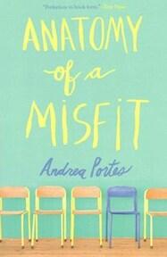 Anatomy of a Misfit - Andrea Portes (ISBN 9780062313652)