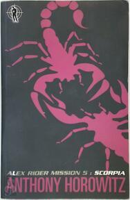 Alew Rider: Scorpia - Anthony Horowitz (ISBN 9780744570519)
