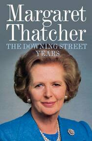 Downing Street Years - Margaret Thatcher (ISBN 9780007456635)