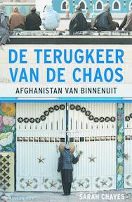 De terugkeer van de chaos - Sarah Chayes (ISBN 9789029079853)