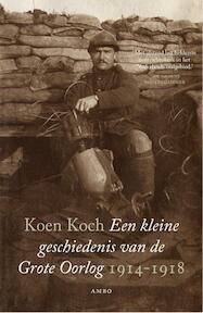 Een kleine geschiedenis van de Grote Oorlog - Koen Koch (ISBN 9789026327322)