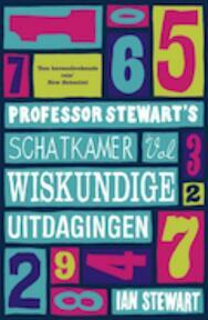 Professor Stewart's schatkamer vol wiskundige uitdagingen - Ian Stewart (ISBN 9789088030062)