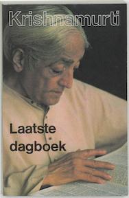 Laatste dagboek - J. Krishnamurti (ISBN 9789020230277)