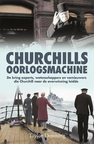 Churchills oorlogsmachine - Taylor Downing (ISBN 9789045314037)
