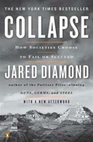 Collapse - Jared Diamond (ISBN 9780143117001)