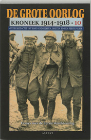 De grote oorlog, 1914-1918 De grote oorlog - HANS Andriessen, MARTIN Ros, PERRY Pierik (ISBN 9789059112421)