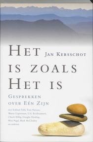 Het is zoals het is - J. Kersschot (ISBN 9789020283242)
