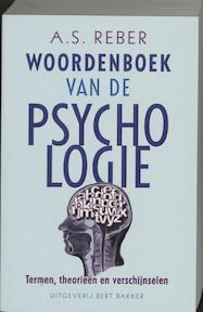 Woordenboek van de psychologie - A.S. Reber (ISBN 9789035126497)
