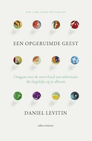 Een opgeruimde geest - Daniel Levitin (ISBN 9789047006497)
