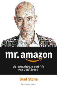 Mr. Amazon - Brad Stone (ISBN 9789047005353)
