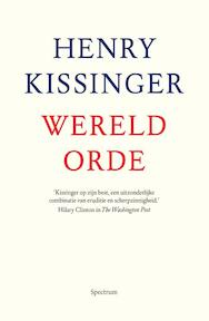 Wereldorde - Henry Kissinger (ISBN 9789000341399)