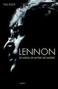Lennon - Tim Riley (ISBN 9789026324406)