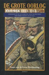 De Grote Oorlog kroniek 30 - Robert Jan de Vogel, Henk van der Linden (ISBN 9789461536563)