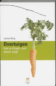 Overtuigen - J. Borg (ISBN 9789043011051)