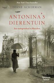 Antonina's dierentuin - Diane Ackerman (ISBN 9789077330074)