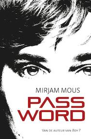 Password - Mirjam Mous (ISBN 9789000333349)