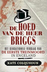 De hoed van mister Briggs - Kate Colquhoun (ISBN 9789045802619)